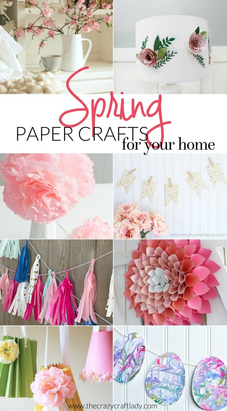 34+ Creative Picture of Paper Crafts Diy