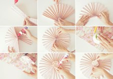 Paper Crafts For Wall Decor Wall Decoration Craft How To Make Paper Wall Hanging Wall