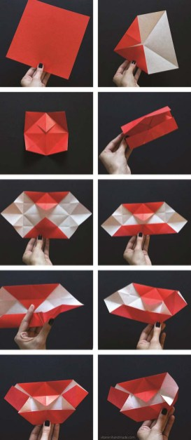 Paper Crafts Instructions 40 Best Diy Origami Projects To Keep Your Entertained Today
