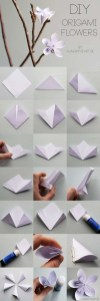 Paper Crafts Instructions 40 Best Diy Origami Projects To Keep Your Entertained Today Cool