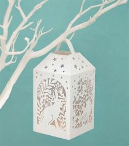 Paper Cutting Crafts Diy Papercut Lantern Docrafts