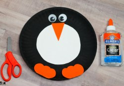 Penguin Paper Plate Craft How To Make A Paper Plate Penguin Craft For Your Unit Study