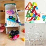 Simple Crafts Using Paper To Add New Accessory At Home 30 Awesome Stem Challenges For Kids With Inexpensive Or Recycled