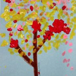 Simple Crafts Using Paper To Add New Accessory At Home Cotton Swab Tree Craft For Kids Where Imagination Grows