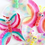 The Simple Paper Crafts For Toddlers Using Scissor Skill 20 Simple Fun Summer Crafts For Kids
