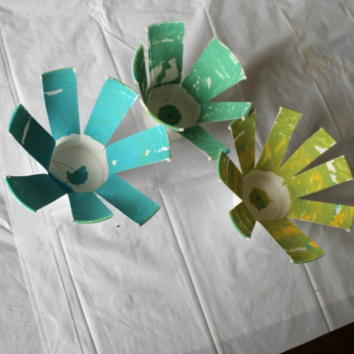 The simple paper crafts for toddlers using scissor skill 50 Perfect Crafts For 2 Year Olds How Wee Learn