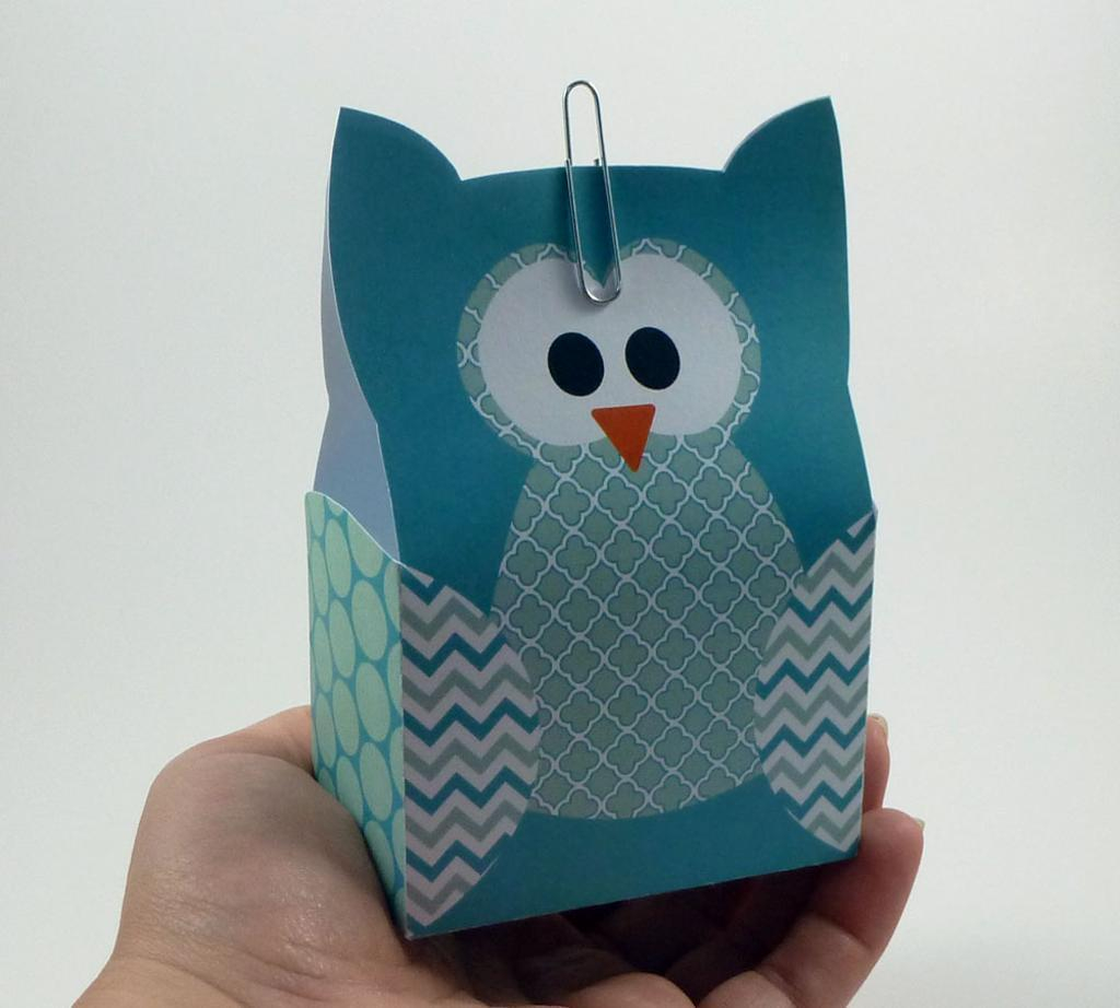 The simple paper owls crafts idea Paper Owl Template Owl Craft Free Printable Owl Pattern Template