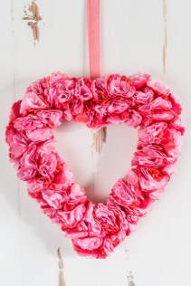 Wedding Paper Crafts How To Make Tissue Paper Flowers Four Ways Hey Lets Make Stuff