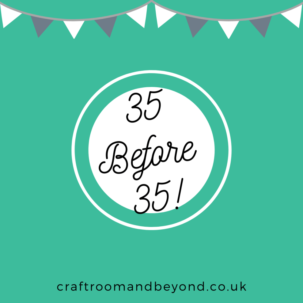 35 before 35...