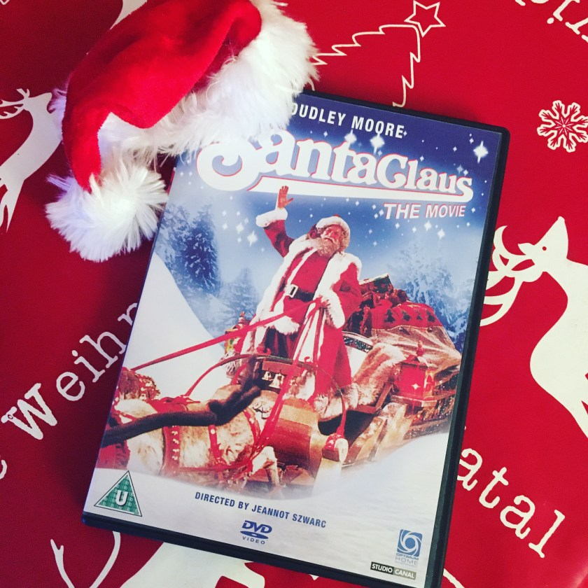 24 Days of Christmas Movies - Santa Claus the Movie