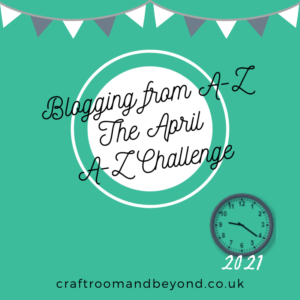 A-Z Challenge 2021