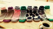 shizuerock/靴下