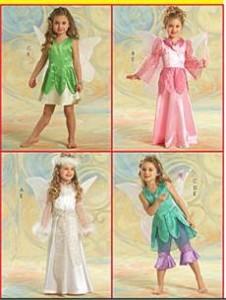 Girls Costume Pattern