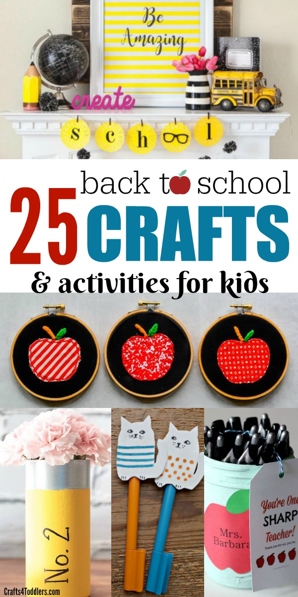 check out this great list of back to school