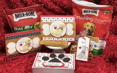 Playful Pets Suite Dog Cards & Treat Holders