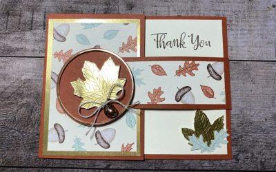 Demonstrator Training Program Thank You Card Blog Hop November 2020-Gather Together Bundle