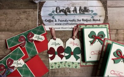 Gift Wrapped Bundle from Stampin' Up!
