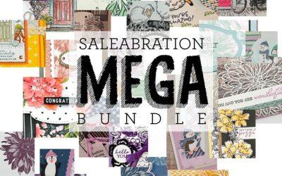 Stampin' Up! Saleabration MEGA Tutorial BUNDLE | August/September 2021