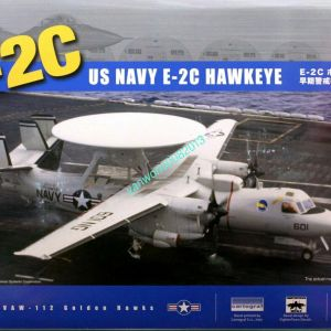 E-2C US NAVY HAWKEYE