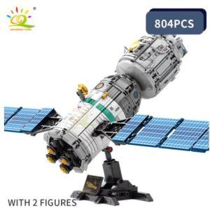 HUIQIBAO 804PCS Space Tank