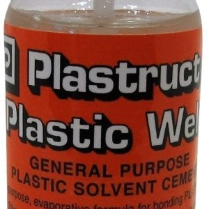 Plastruct Plastic Weld w/applicator 2oz Bottle