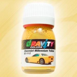 Chevrolet Millennium Yellow GC-1112
