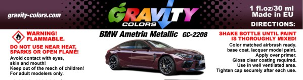 BMW Ametrin Metallic
