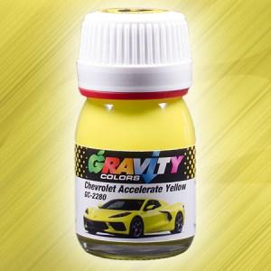 Chevrolet Accelerate Yellow GC-2280