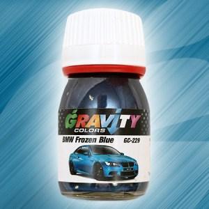 BMW Frozen Blue