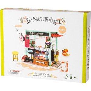 Rolife DIY House Ice Cream Station 3D Puzzle