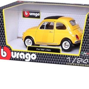 FIAT 500 L 1968 Yellow