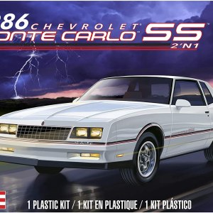 Revell 1986 Chevrolet Monte Carlo 1: 24