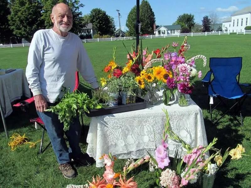 June's Flowers - Craftsbury Farmers Market