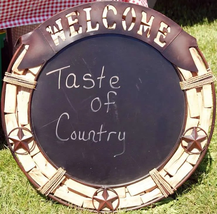 Taste of Country - Craftsbury Farmers Market