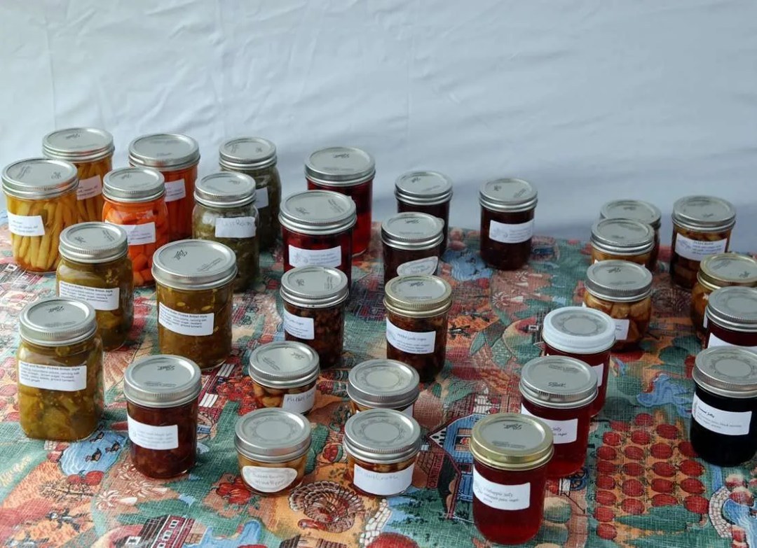 Taste of Country pickles, jams, jellies - Craftsbury Farmers Market