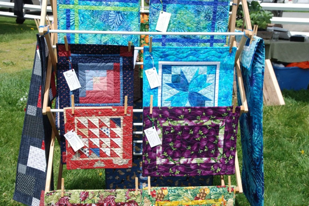 Woodhenge Quilts - Sally-Cabell - Craftsbury, VT - 3