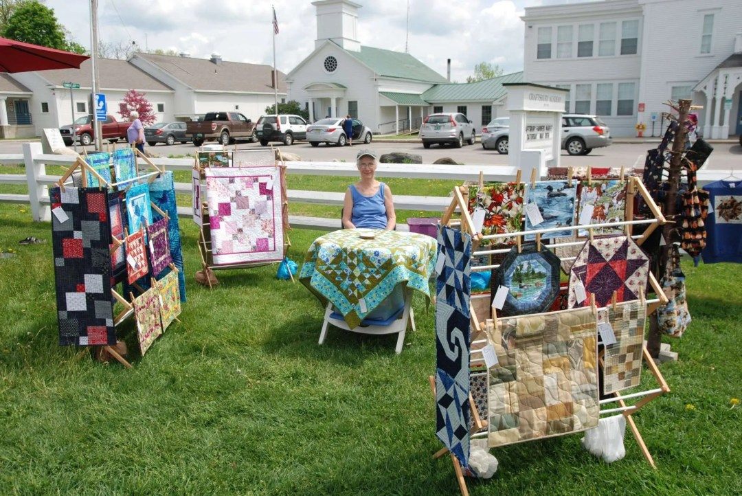 Woodhenge Quilts - Sally Cabell - Craftsbury, VT