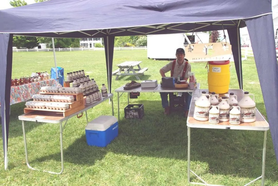 Phil Beaudry - Craftsbury Farmers Market