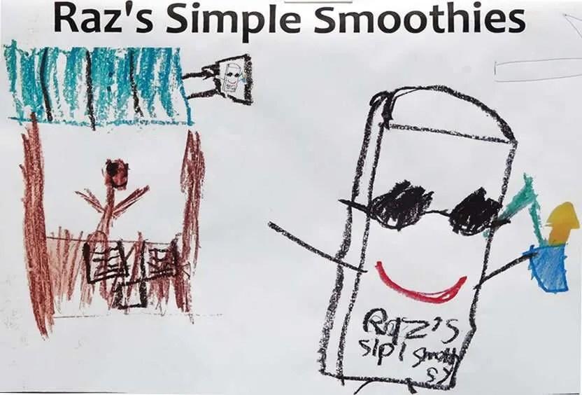 Raz's Simple Smoothies - Craftsbury, VT