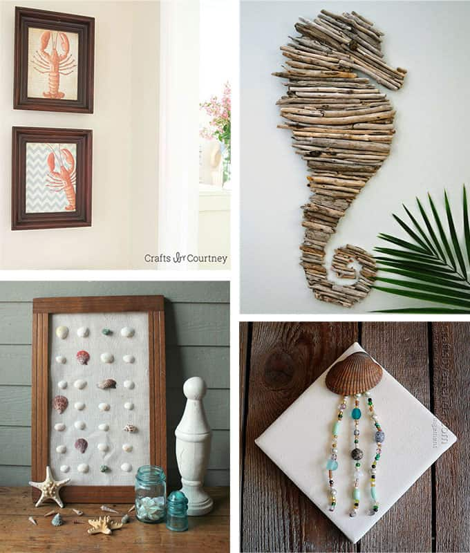 title | Coastal Themed Wall Decor