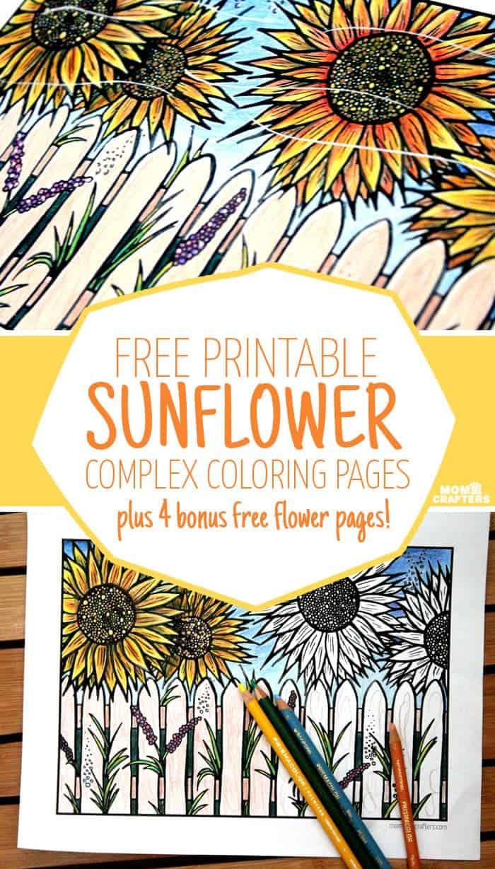 sunflower crafts & recipes  sunflower ideas for kids