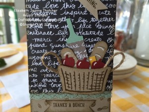 Stamping Up, Tree Builder, Word Window, Sprinkles of Life, Wine Tag