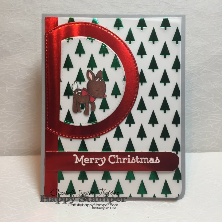 Stampin Up, Made with Love, Christmas, Versatile Christmas