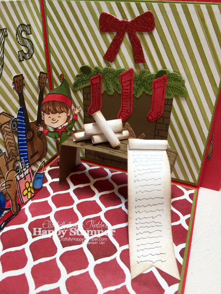 Stampin Up, Festive Fireside, epic alphabet, 3d, box, christmas cuties, boys will be boys, epic alphabet, hey girl, skating by