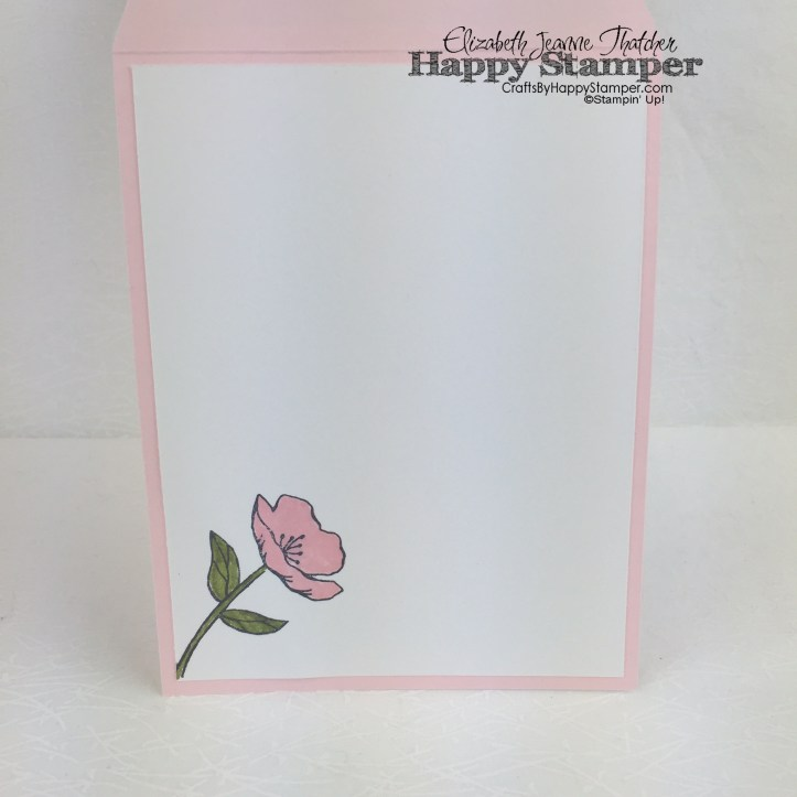 Stampin Up, Shine One, Birthday Blooms, Bloomin Love