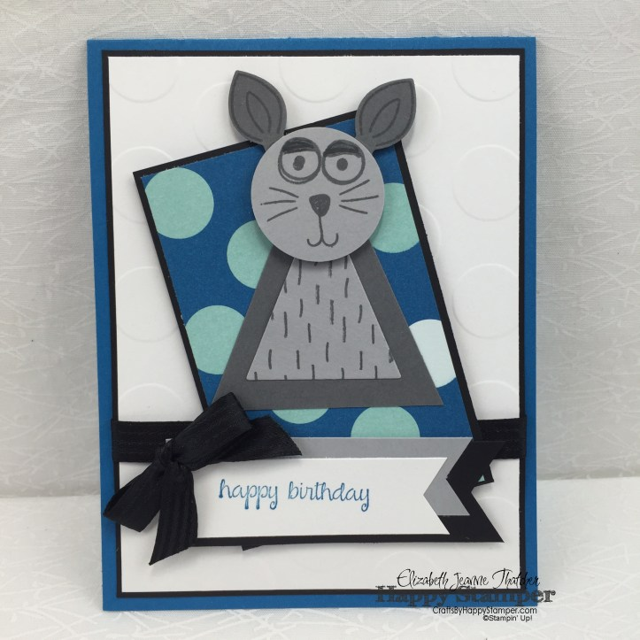 Stampin Up, Playful Pals, Schoolhouse DSP, And Many More, Large Polka Dots Embossing Folder