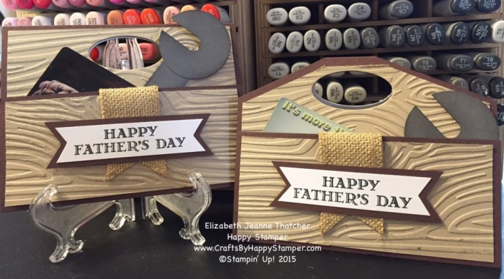 Stampin Up, Tool Box, Guy Greetings