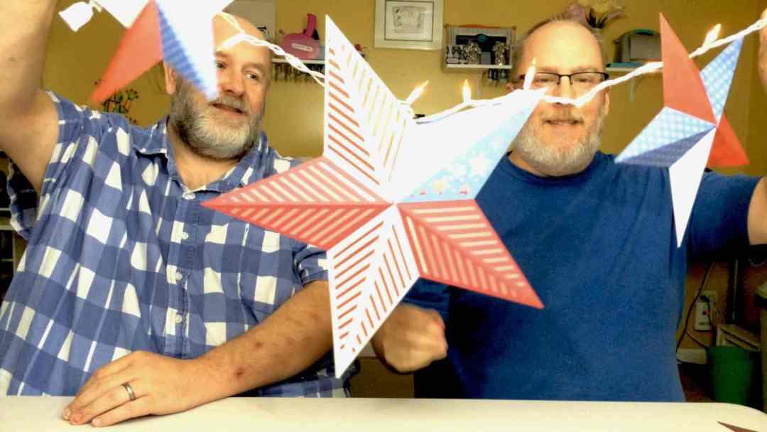 Video: 3D Paper Stars