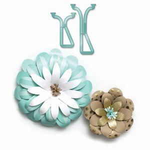 Flower Guide - We R Memory Keepers Template Studio