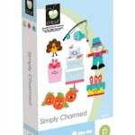 Simply Charmed Cricut Cartridge
